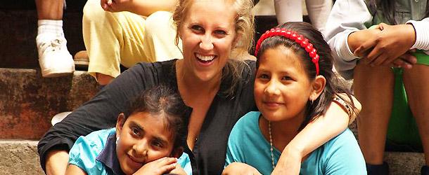 Yanapuma foundation enables Nightwatch to support volunteers in Ecuador.
