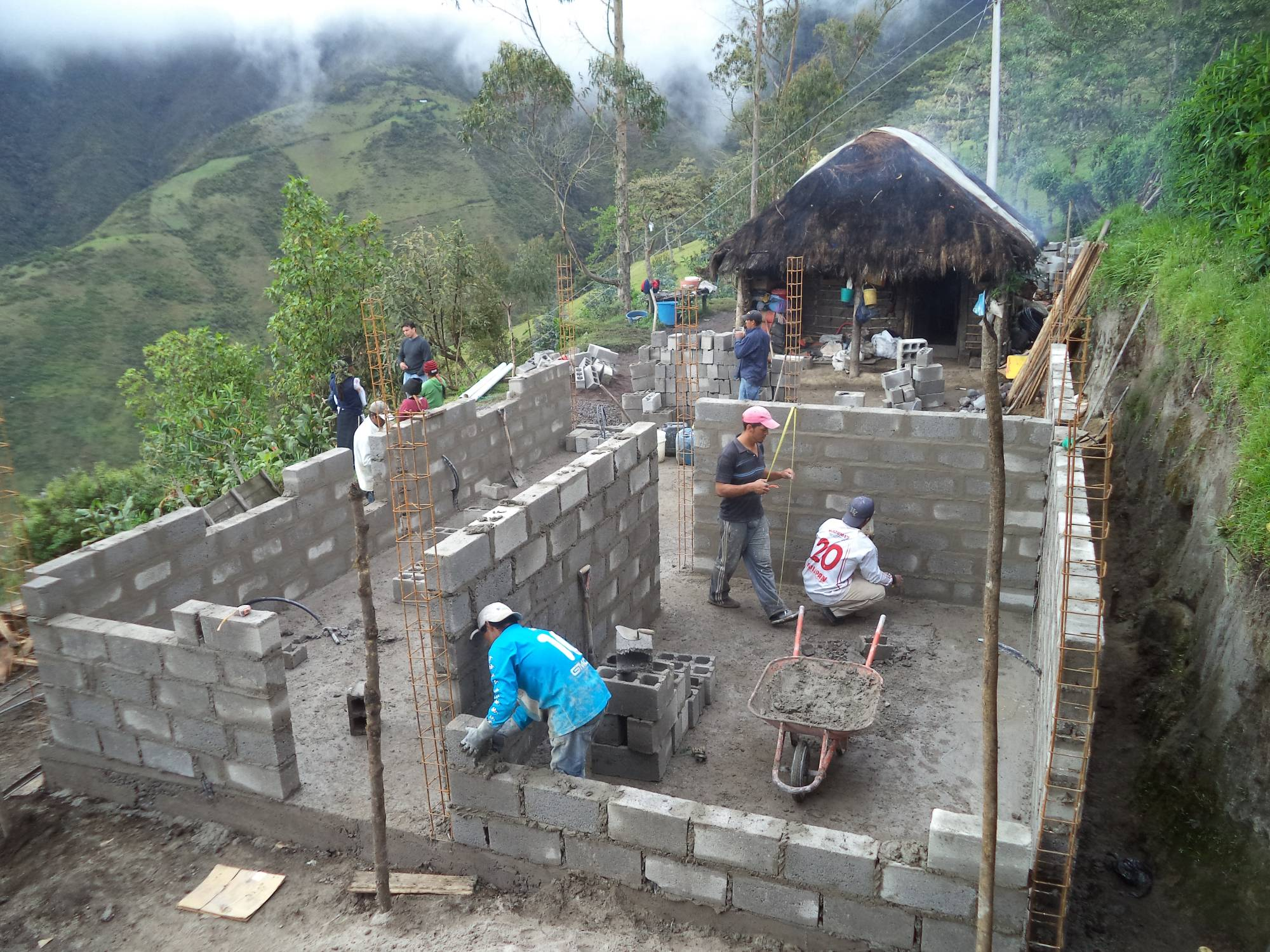 Nightwatch supports Project Home : Long term development assistance.