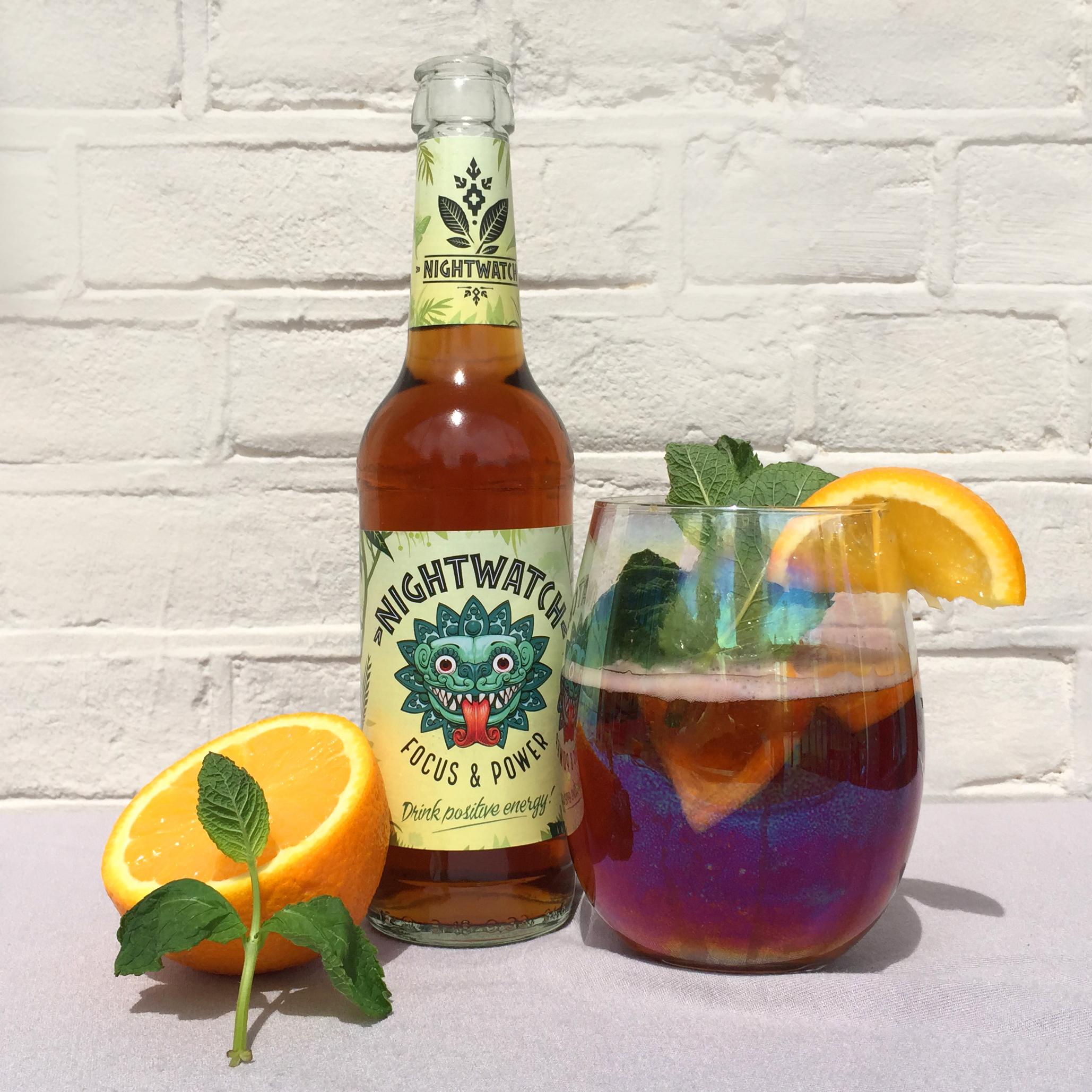 Orange Sunshine Mocktail