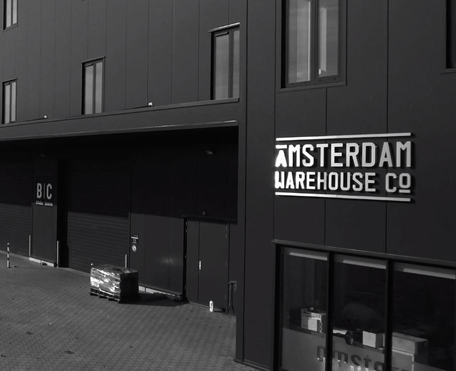 Skal status of Amsterdam Warehouse Co.