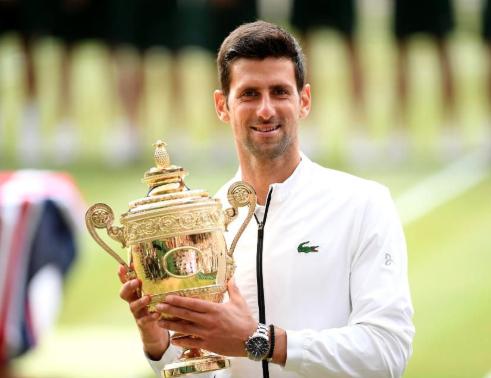 Plant based athlete Novak Djokovic wins Wimbledon