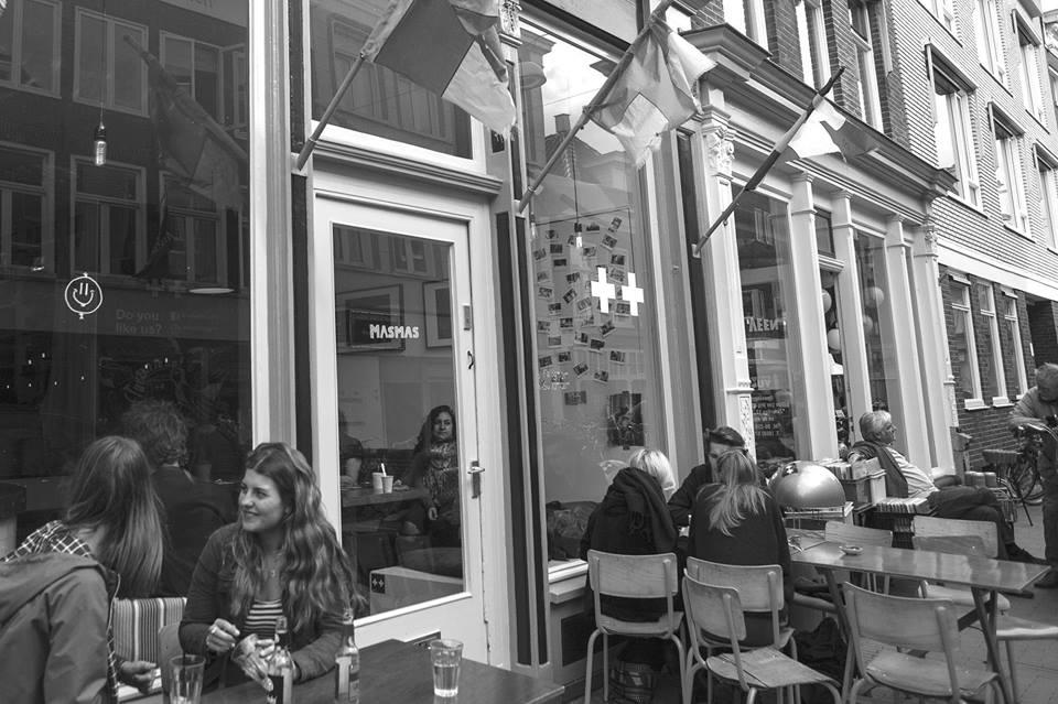 Nightwatch at MasMas Groningen