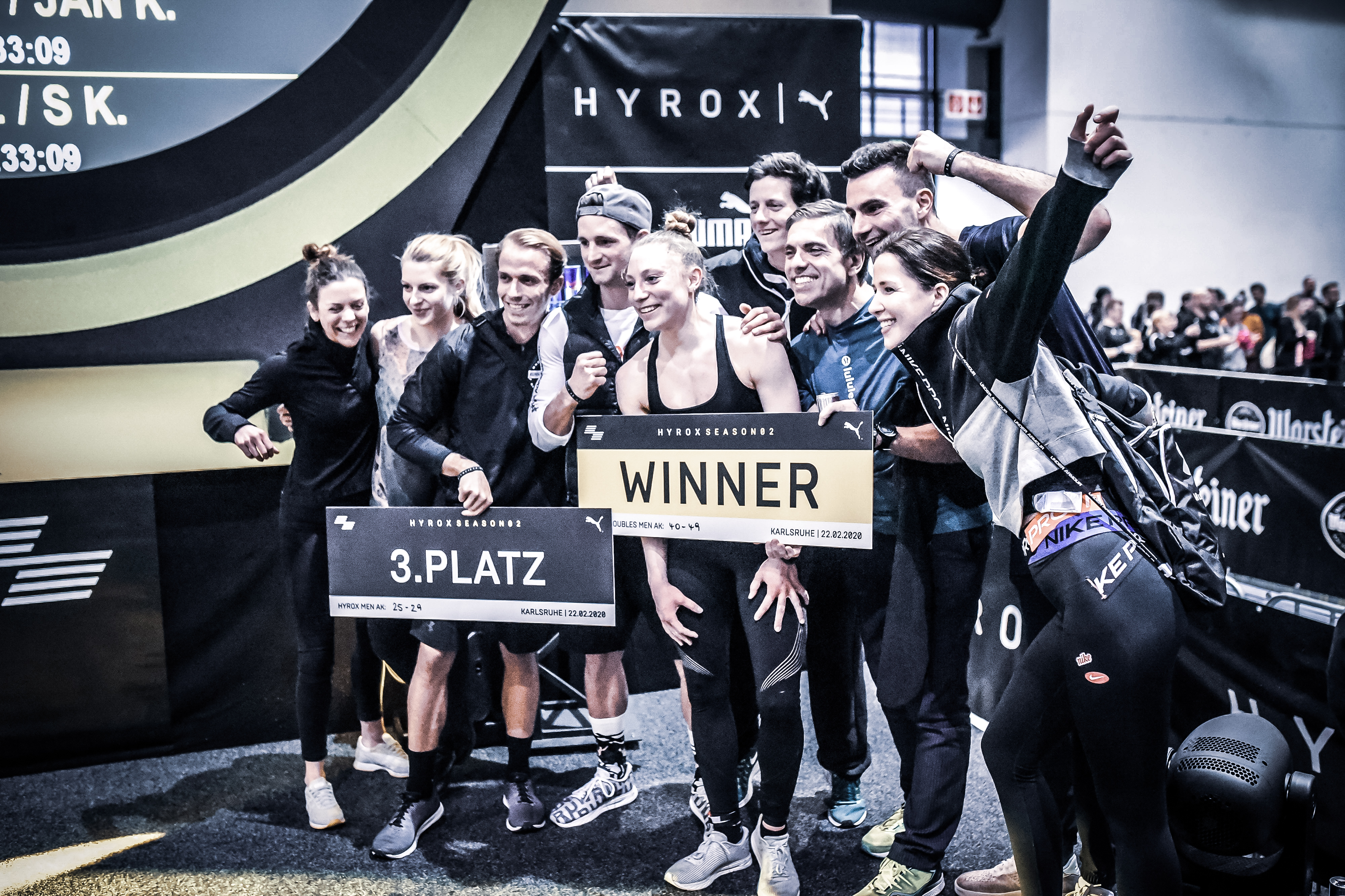 Hyrox World Series of fitness is coming to the Netherlands!